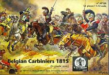 Waterloo 1815 Miniatures 1/72 BELGIAN CARABINIERS 1815 RESIN FIGURE SET