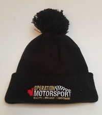 Operation Motorsport pom toque to support military & veteran programs
