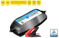 Ring 6v 12v 4 Amp Smart Digital Battery Charger 9 Stage Process Trickle Charge