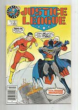 JUSTICE LEAGUE AMERICA #3: Copper Age Grade 8.5 Superman Logo Variant!!