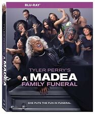 Tyler Perry's: A Madea Family Funeral (Blu-ray Disc, 2019)