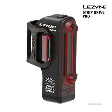 NEW Lezyne STRIP DRIVE PRO 300 Lumen Taillight Bicycle LED Rear Light : BLACK