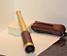 Telescope 25x30 Pocket Hand-Held Monocular w/ Case