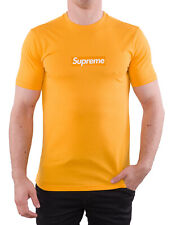 Supreme Men's T-Shirt Size XS Made In Italy