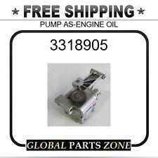 3318905 - PUMP AS-ENGINE OIL  for Caterpillar (CAT)
