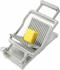Commercial Cheese Slicer 1cm & 2cm Stainless Steel Kitchen Cooking Cutter Tools