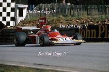 Niki Lauda Ferrari 312 B3 British Grand Prix 1974 Photograph 5