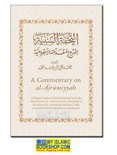 A Commentary on Al-Ajrumiyyah (Al-Tuhfat Al-Saniyyah ....) Arabic / English