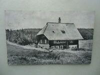 Ansichtskarte Naturfreundehaus Küferhäusle Schönwald Schwarzwald