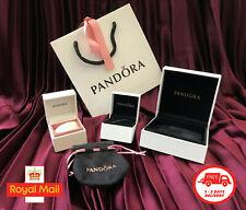 Genuine PANDORA Packaging, Charm, Bracelet, Ring, Earrings, Gift Boxes and Bags