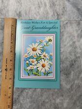 Great Granddaughter Happy Birthday Greeting Card