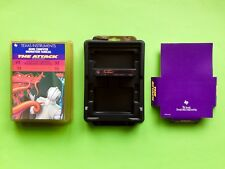 The ATTACK Texas Instruments TI99/4A Arcade GAME Tigervision OVP Big Box CIB neu