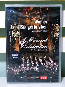 Vienna Boy's Choir - A Mozart Celebration Region 0 DVD