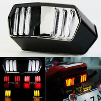 Motorrad LED Rücklicht Bremsleuchte Blinker für Honda MSX125 Grom CBR650F 1tlg