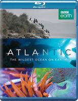Atlantic - The Wildest Ocean On Earth Blu-Ray (2015) Cillian Murphy cert E