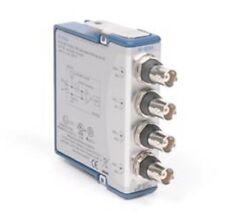 National Instruments NI 9233 4Ch IEPE Accelerometec DAQ cRIO inlc. GST INVOICE