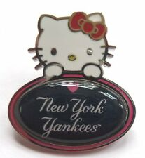 NEW YORK YANKEES PIN - HELLO KITTY