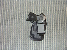 Ruger LCP  With Crimson trace laser  Kydex IWB Holster Black Right  Hand