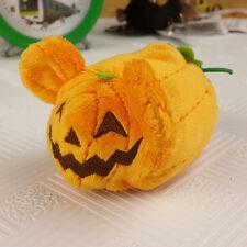 "New Disney Tsum Tsum plush Pumpkin Mickey Halloween Stuffed Toy Gift 3 1/2"""