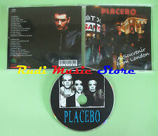 CD placebo Souvenir from london 2003 Soundboard Ganja 41 (xs1) no lp MC dvd