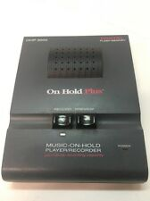 ON-HOLD PLUS DIGITAL FLASH MEMORY MUSIC-ON-HOLD PLAYER/RECORDER OHP 3000