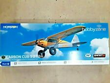 HobbyZone Carbon Cub S 2 1.3m RTF Basic Electric Airplane w/SAFE HBZ32000 New!!