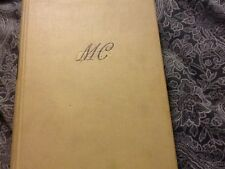 MADAME CURIE - A BIOGRAPHY BY EVE CURIE- 1937 - FIRST EDITION