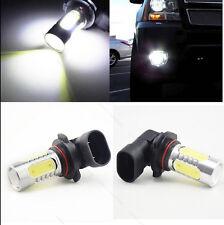 2pcs bright LED 7.5W White 9006/HB4 For BMW E46 M3 3 Fog DRL Lights Bulb NEW
