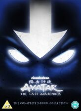 Avatar The Last Airbender The Complete Book 1, 2, 3 Collection DVD Set  R4 Dent