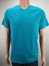 "Mens ADIDAS Essentials Blue Base Cotton T-Shirt S98747 Size MED uk 38""-40"" BNWT"
