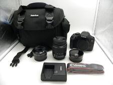 Canon EOS Rebel T7 SLR Camera & Lens Kit 18-55mm & 32GB & Other (EC1014208)