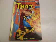 MARVEL FRANCE ..THOR 8 .. le retour des heros  ..COMICS  .2000..
