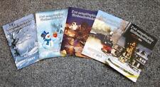 Buch Erzgebirge Dos aarzgebirgische Weihnachtsbüchel Mundart Heft Auswahl Heimat
