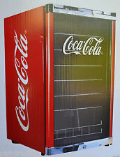 Husky HighCube High-Cube Kühlschrank beleuchtet Coca Cola Design Neu A+