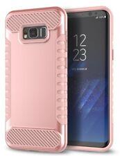 New! Samsung Galaxy S8 Case,SKYLMW Impact Resistant Shock-Absorption Case