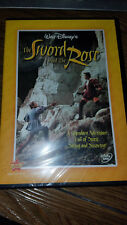 NEW! The Sword and The Rose DVD Disney