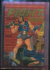 1995 Golden Age of Comics Trading Card #22 Fight Comics #3