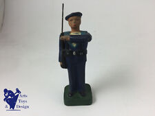 JRD FRANCE VERS 1935 FIGURINE SOLDAT MARIN AU FIXE H 9.5CM 2