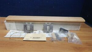 O SCALE 2 RAIL WALTHERS 4766 WOOD KIT DINER HIAWATHA DIECAST DETAILS 597405