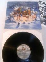 THE BEACH BOYS - KEEPING THE SUMMER ALIVE LP + INSERT!! UK 1ST PRESS CBS CARIBOU