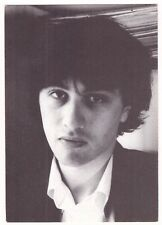 Carte postale Serge CLERC - photo de Christine Poutout - 1982
