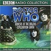 Soundtrack - Doctor Who - Genesis of the Daleks & Exploration Earth