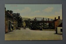 R&L Postcard: Castleton Hall, Shop, Hotel, Peak District Derbyshire, G Marden