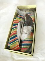 Lucky Brand Womens Multicolored Flats