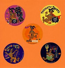 15 Scooby Doo Halloween - Large Stickers - Party Favors