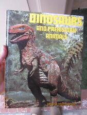 dinosaurs and other prehistoric animals by Jack Long hardcover 1988