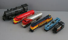 Lot of 6 - HO & Std Lionel Train Locomotives Engines Parts Repair (21416)