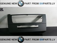 NEW BMW E90 E91 E92 E93 M3 3 SERI HEATER FACIA TRIM PLASTIC BLACK  51459120979