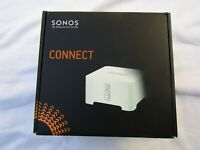 Sonos Connect Music Streamer - White Brand New