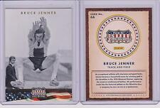 2012 PANINI AMERICANA BRUCE JENNER DECATHLON CARD #66 ~ MULTIPLES AVAILABLE